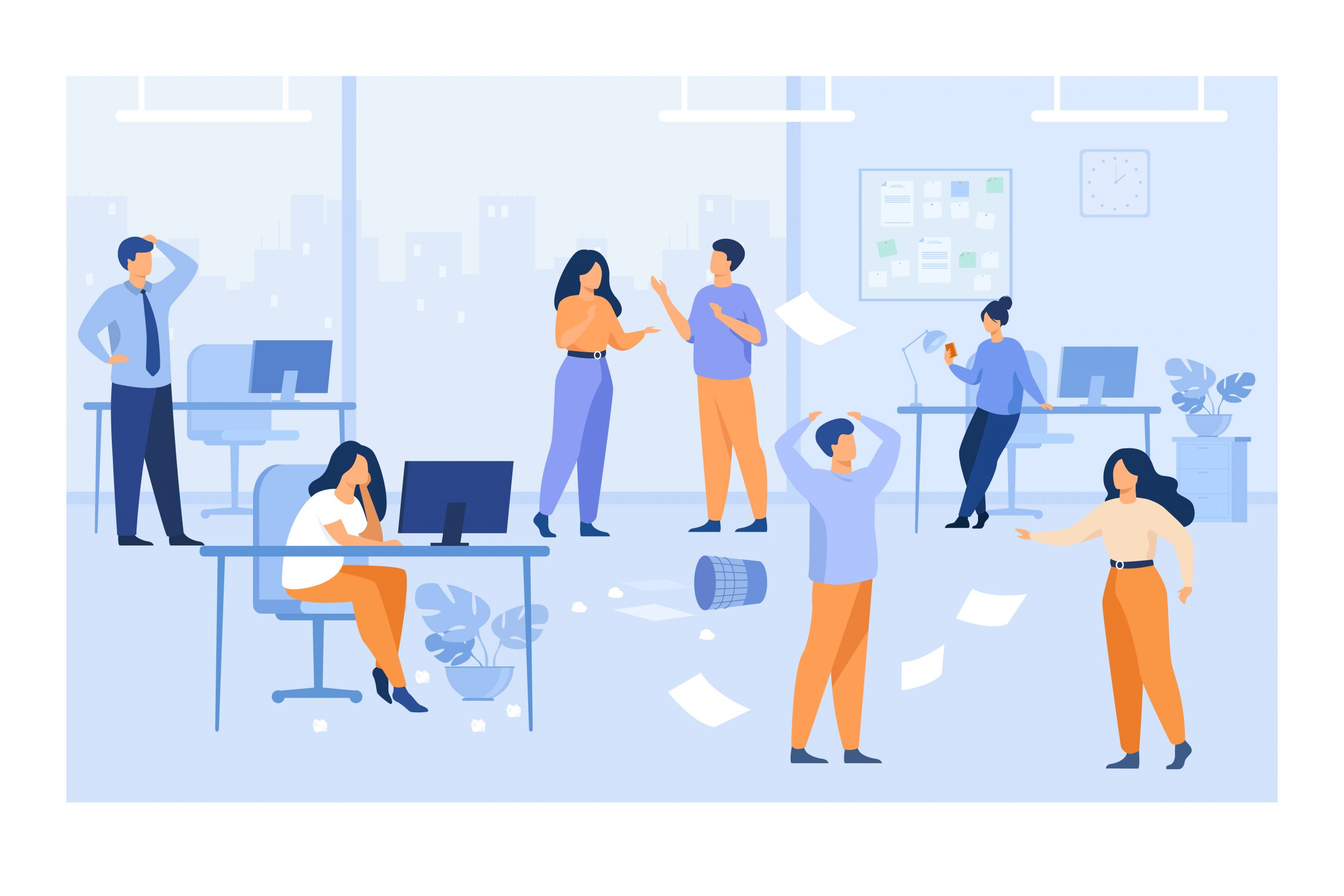 Vieme zvládať konflikty na pracovisku?