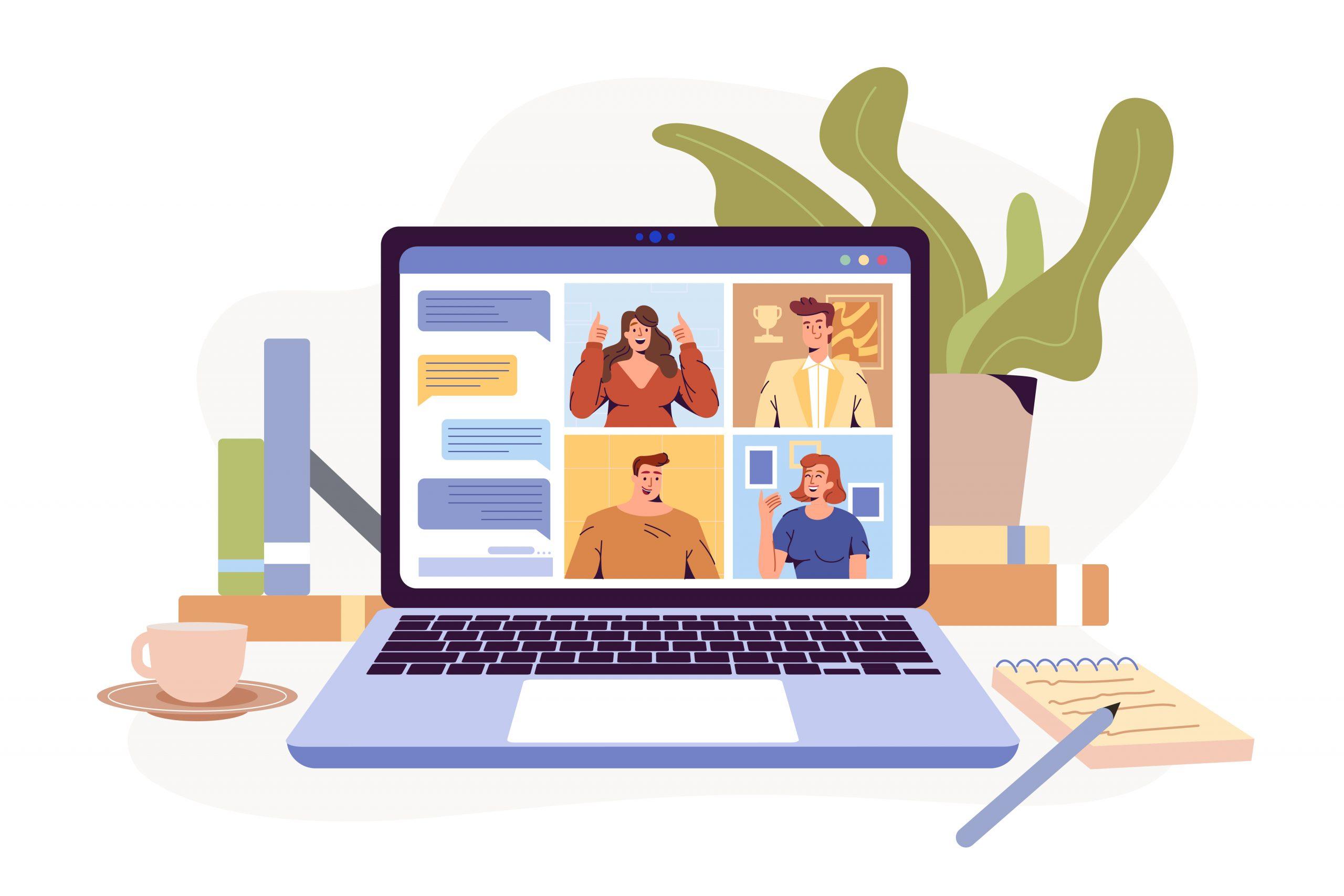 Online pohovor – načo nezabudnúť